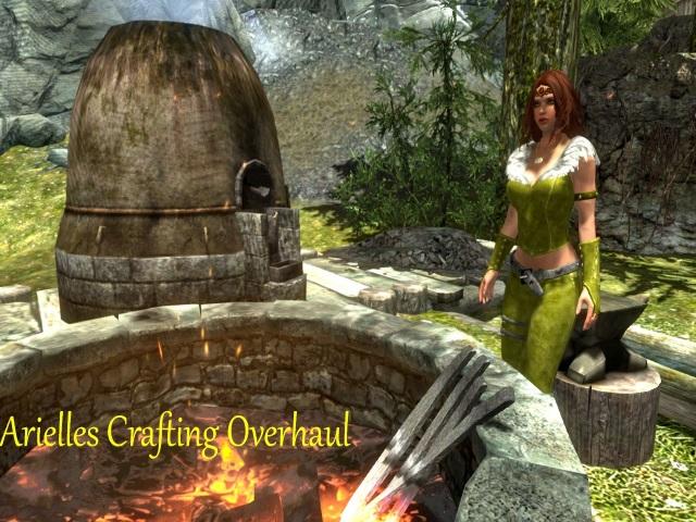 Skyrim Crafting Overhaul Mod