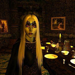 Morrowind-sodusa Melethi-gesicht
