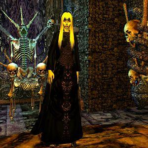 Morrowind-sodusa Melethi-körper