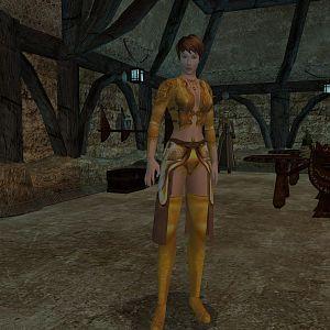 Morrowind, Elyza, Charakter