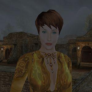 Morrowind, Elyza, Portrait