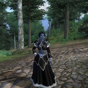 Oblivion_Carisa_Charakter