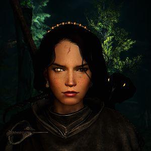 Skyrim_Rhona_War-Raven_Portrait
