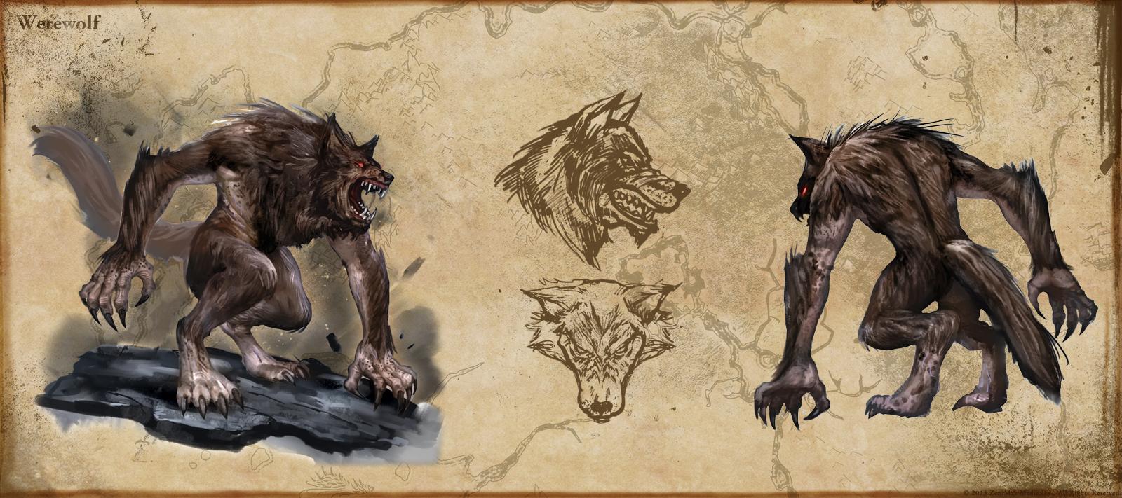 Vorschau änderung Der Werwölfe Elderscrollsportalde News Zu