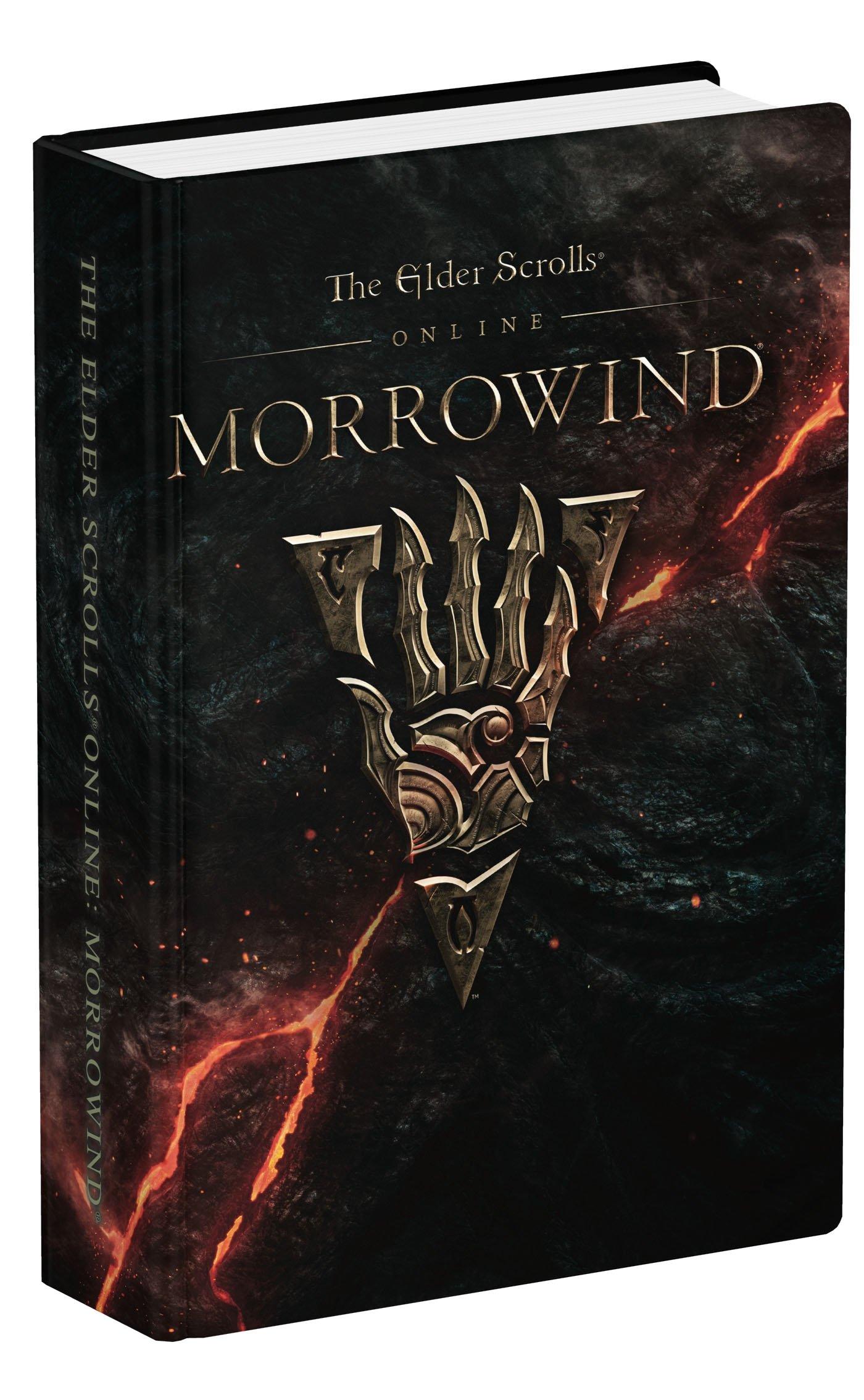 Lösungsbuch zu Elder Scrolls Online: Morrowind