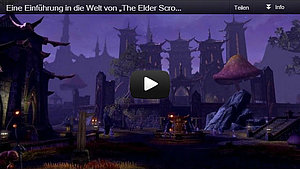 Gameplay-Trailer Elder Scrolls Online