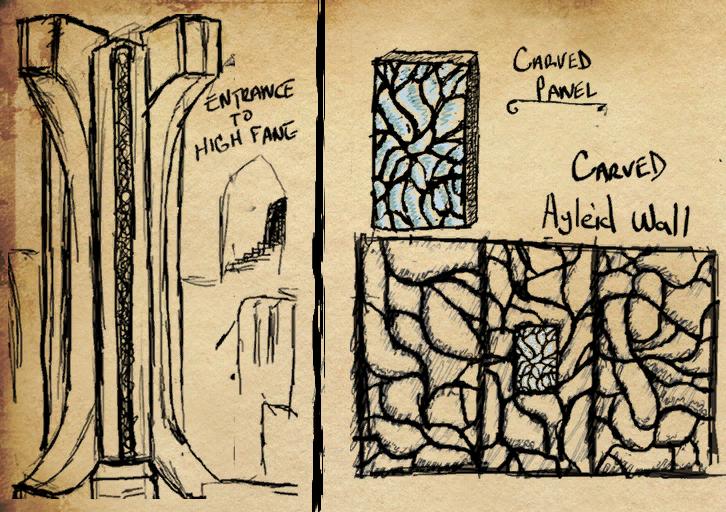 Oblivion Zeichnung Des Hohetempels Tamriel Almanach Elderscrollsportal De