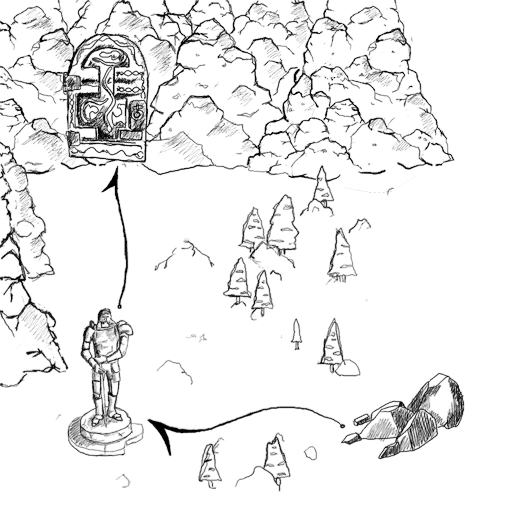 Oblivion Karte Zum Fahlen Pass Tamriel Almanach Elderscrollsportal De