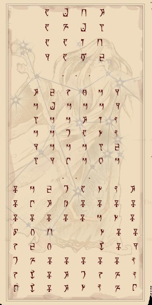 Oblivion Ratselhafte Schriftrolle Tamriel Almanach Elderscrollsportal De
