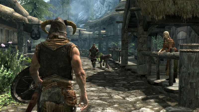 Datei:Skyrim Screenshot Riverwood.jpg